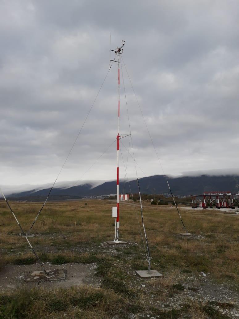 Мачта метеорологическая М-82 авиационное покрытие