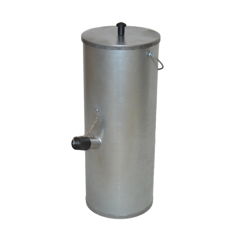 Ведро для осадкомера О-1 (металлическое) - вид 1
